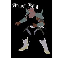 Armor King Photographic Print