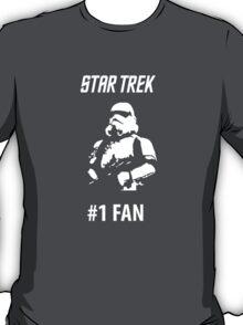 Star Trek #1 Fan T-Shirt