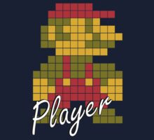 I'm A Player! by WRBclothing