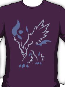 Mega Absol (Simple) T-Shirt
