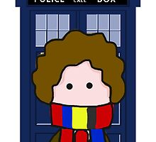 The 4th Doctor by LCarr