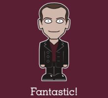 The Ninth Doctor (shirt) by redscharlach