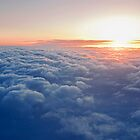 Above the clouds by Elena Elisseeva