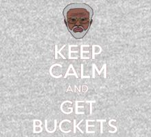 Uncle Drew Keep Calm Get Buckets Design by bc98