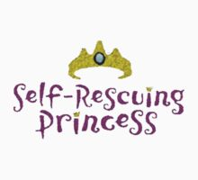 Self-rescuing Princess by Chewiebacca