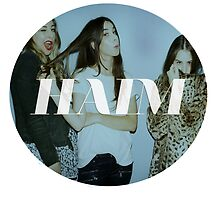 HAIM by odairs