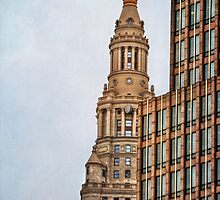 Downtown Cornerstones by MClementReilly