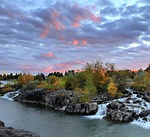 Idaho Falls, Idaho, USA by Ann  Van Breemen