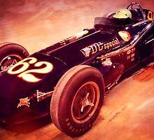 The Racer by Daniel Sawyer