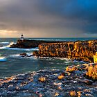Cape Dombey Light by John Sharp