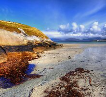 Horgabost, Isle Of Harris by Stephen J Smith