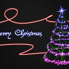 Merry Christmas [Greeting Cards & Postcard] by James Cole