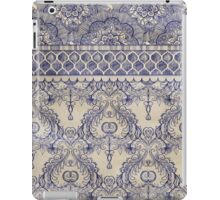 Vintage Wallpaper iPad Case/Skin