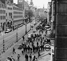 Amsterdam (b/w film) by ArtMos