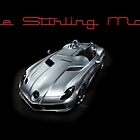 Mercedes SLR Stirling Moss Edition #14 by Stefan Bau