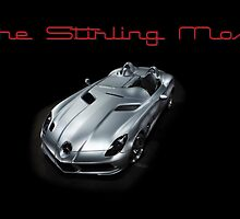 Mercedes SLR Stirling Moss Edition  by Stefan Bau