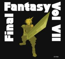 Final Fantasy Vol 7 by EvilutionE5150