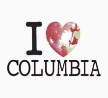 I Love Columbia by robertdaley