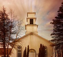 Rochester Reformed Church by PineSinger
