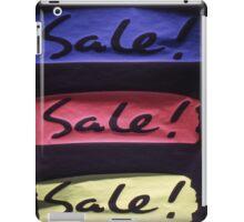 SALES iPad Case/Skin