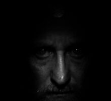 Hello Darkness My Old Friend by Graham Povey