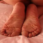 Feet on Display by photobylorne
