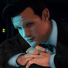 Dr Who Matt Smith by jht888