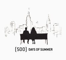 (500) Days of Summer Kids Clothes