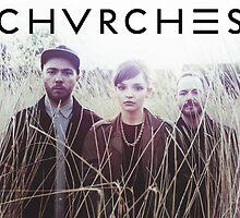 CHVRCHES by forbiddenforest