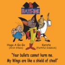 Batfink - Your Bullets Cannot Harm Me! by marinasinger