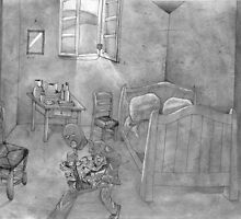 Robbing Van Gogh by swestbe24