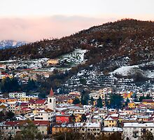 Pieve Santo Stefano - Nov 2013 #3 by Samuel Webster