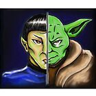 Trek Wars by MsMrMr