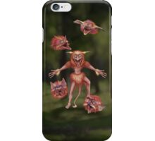 Get Down with the Wild Gang iPhone Case/Skin