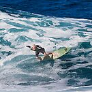 John John Florence 2006: Surfing The Pipeline at 13 .2 by Alex Preiss