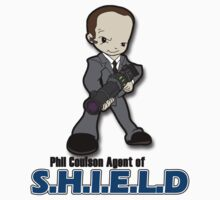 Lil Agent Coulson by TopNotchy