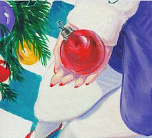 Christmas Card Pinup by COusley622