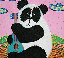 Panda Song by Laura Barbosa