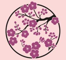 Plum Blossoms by mingtees
