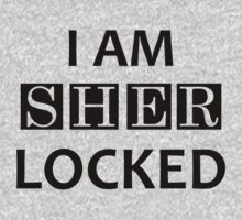 I AM SHERLOCKED by omadesign