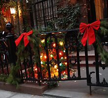 Yuletide in the City by Amanda Vontobel Photography
