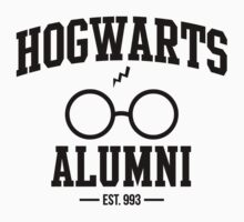 Hogwarts Alumni  by omadesign