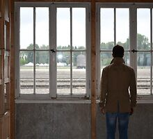 A Window to the Past-Dachau, Germany by Venice Anderson