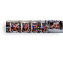 Wayne Knockout Canvas Print