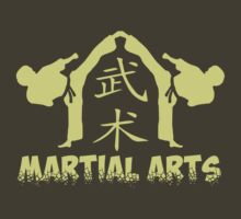 Martial Arts by AlphaAttire