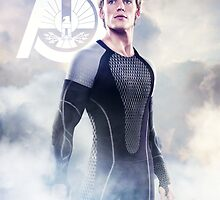 Catching Fire Finnick Odair by forbiddenforest