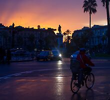 Rome, Italy (Roma, Italia) #001 by Samuel Webster