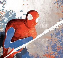 Spiderman by jutinarora