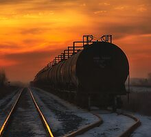 Sunrise Rail 6229_13 by Ian McGregor