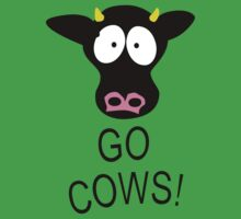 Go Cows South Park by moserandy